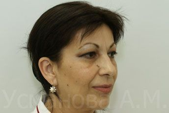 после удаления родинки, врач дерматокосметолог, к.м.н. Усманова Азиза
